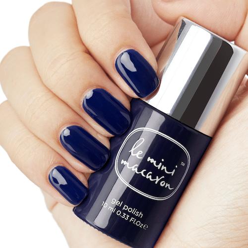 Gélový lak Midnight Blueberry