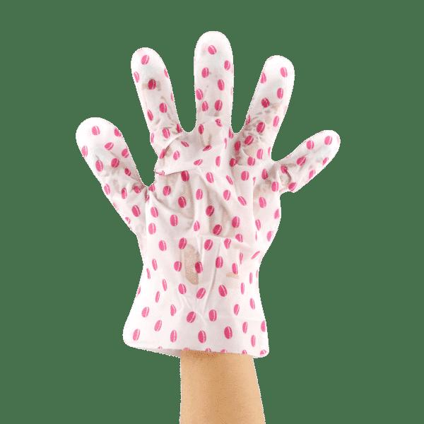 Hydratačná maska na ruky Vanilla Almond